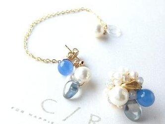pearl blue Pの画像