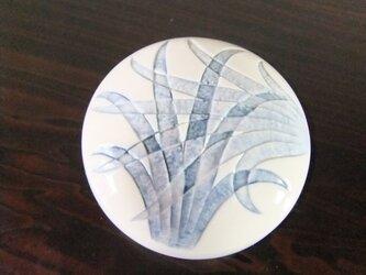 香合 葉っぱの握手  の画像