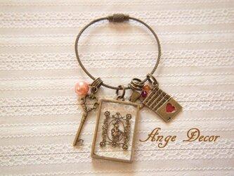 ◆◇アリスウサギのキーホルダー◇◆の画像