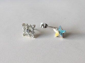 *2way float pierce-star-np217の画像