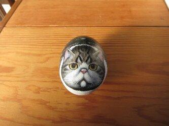 エキゾの石猫(Kさまオーダー品)受注品の画像
