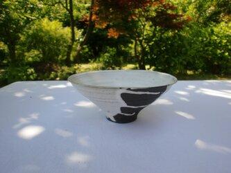 白マット釉 丸鉢の画像