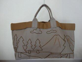 La montagne  トートバッグの画像