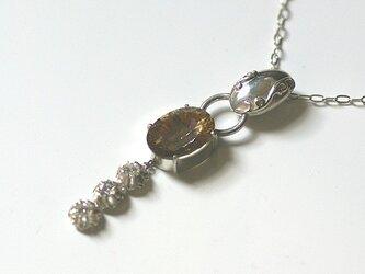 Mystic quartz pendantの画像