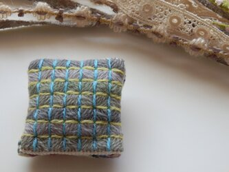 wool tile 010の画像