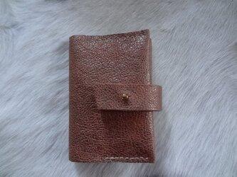 リフィル付きカードケースの画像
