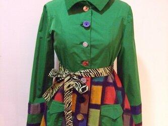 Adline zilliox デザインジャケット Bの画像