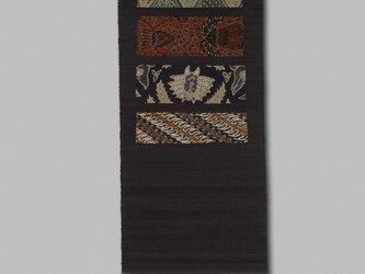 手織りタペストリー 思い出 の画像