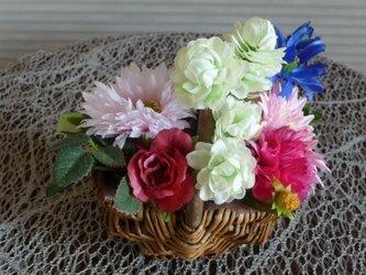 sold 花かご(小)の画像
