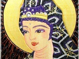 開運癒彩観世音    色の九十八     玄武衣観音の画像