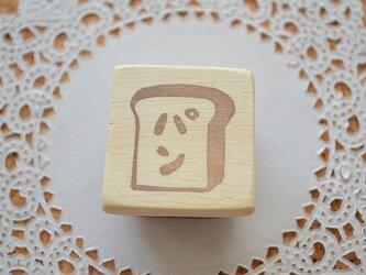 消しゴムはんこ*パンがすきの画像