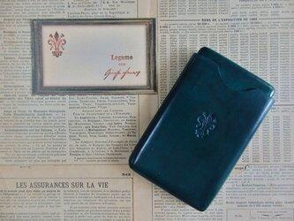 【受注製作】カードケース(名刺ケース)/GREENの画像