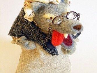 オオカミおばさんの画像