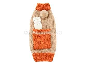 【犬のセーター】わん・ポケットセーター〔#13-069〕の画像