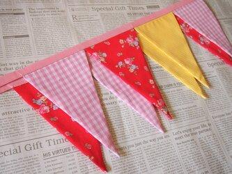 ガーランド(Flag Garland)Aliceの画像