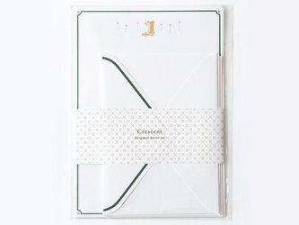 crescent レターセットの画像