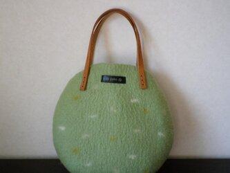 まあるいbagの画像
