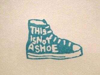 《靴》ハイカット!《セミオーダー》の画像