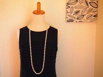 airy long necklaceの画像