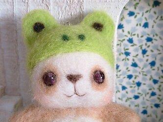 なりすましパンダfrogの画像