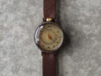 COLON〜printing dial / Italian Leatherの画像