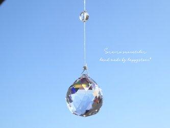 Clear sky*空色に染まるサンキャッチャー/水晶もの画像