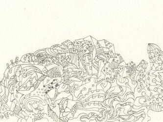 「TOWN CALL 山」+ 他一枚 033の画像