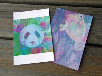 ポストカード2枚セット の画像