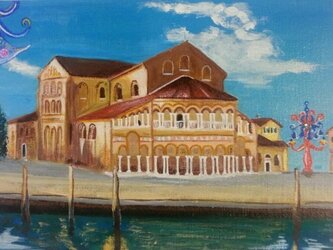 Back to Venice 3 (原画)の画像