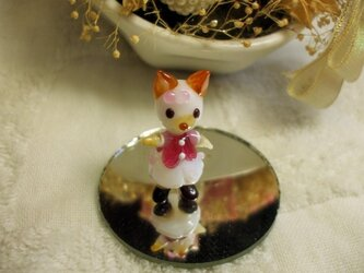 cat ピンクの画像