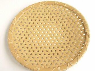 [注文製作]盛り皿  亀甲 30cm C-09の画像