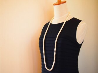 PURE long necklace (90)の画像