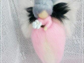 羊毛フェルト フェアリードール 2の画像