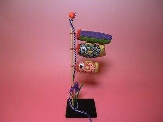五月人形 鯉のぼりの画像
