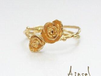 ローズリング(gold)の画像