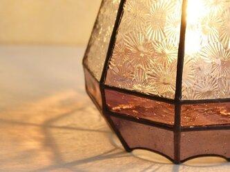 小菊もようのランプ(M)の画像