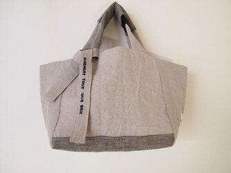 sold  TOTE BAG - embroideryの画像