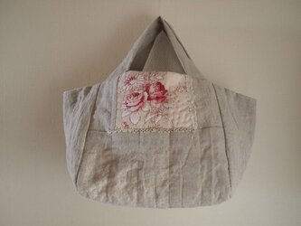 TOTE BAG - french fabricの画像