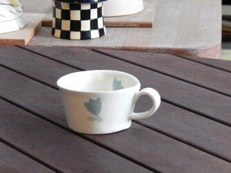スープカップ チューリップの画像