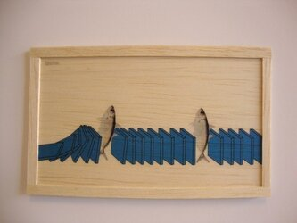 Fish and dominoの画像