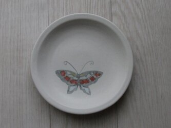 菓子皿(蝶々)の画像