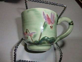 かたくりのマグカップの画像