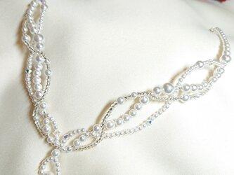 ☆バレエ ヘアパーツ パール 海と真珠☆の画像