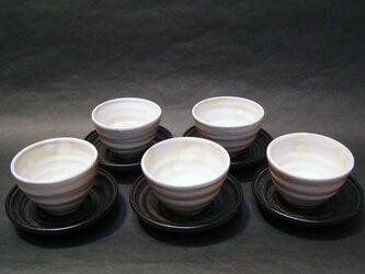 粉引碗湯呑の画像