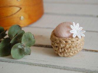 mini mini ピンクッション ピンクの画像