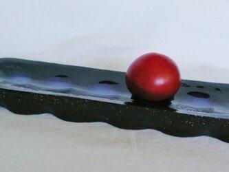 長楕円台皿(N-20)の画像
