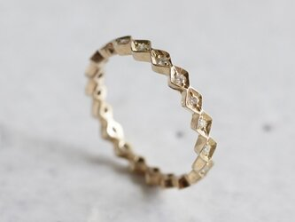 K10YG Eternity ring {R043K10YG}の画像