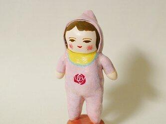 赤ちゃん人形(薔薇のべべ)の画像