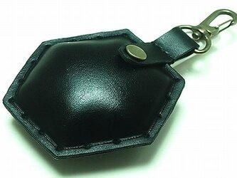 コインケース レザー ブラック(K-27)の画像