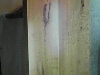 ダークチェリーのテーブルの画像